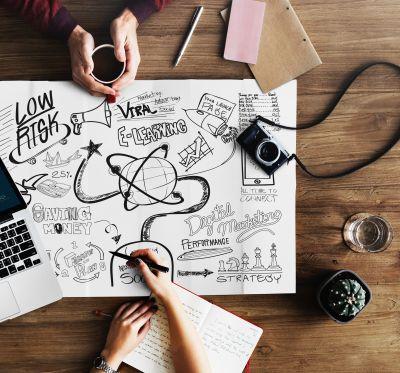 Working together, webdesign, SEO, marketing