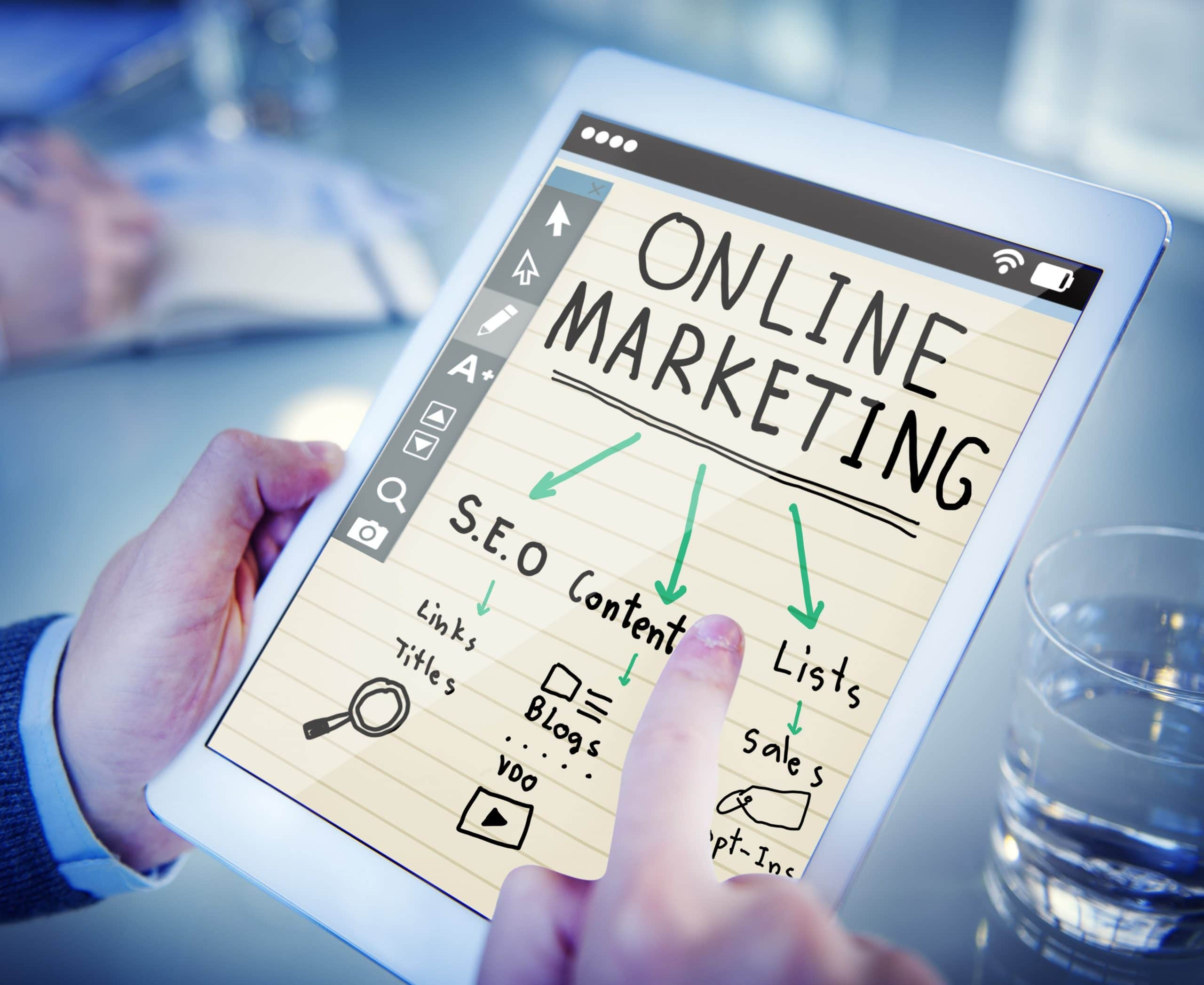 online marketing, SEO, Google adds